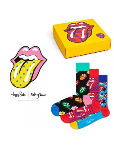 HAPPY SOCKS Rolling Stone (x3) 36-40