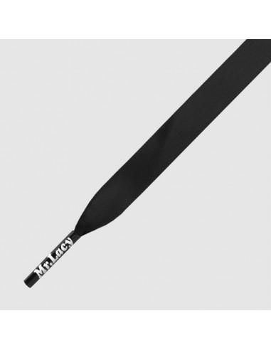 MR.MOUSTACHE Silkies Black 120 cm