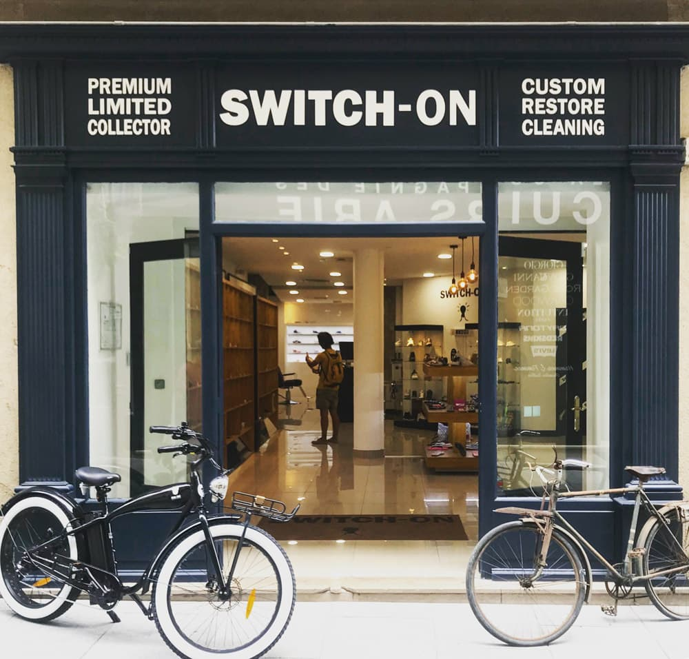 Magasin Switch On